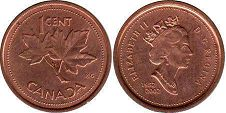Canada 1 cent 2002 Golden Jubilee
