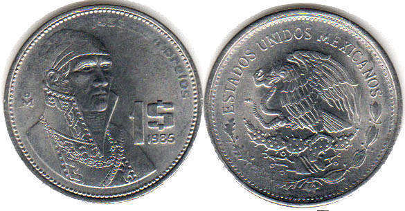 Mexico - free coins catalog online