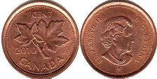 Канада 1 цент - Canada 1 cent 2010