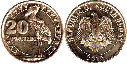 Монеты южного судана каталог каталог монет 10 рублей юбилейные биметалл