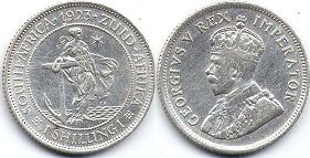 South Africa 1 shilling 1923