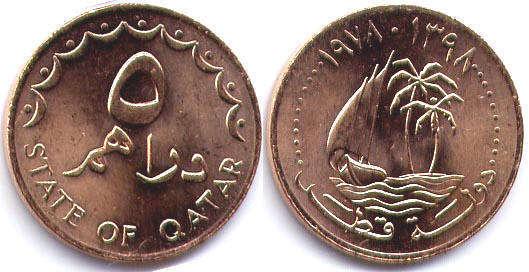 Эмират катар