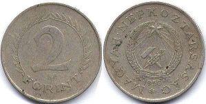 монета Венгрия 2 форинта 1950