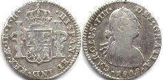 Mexico 1 real 1808